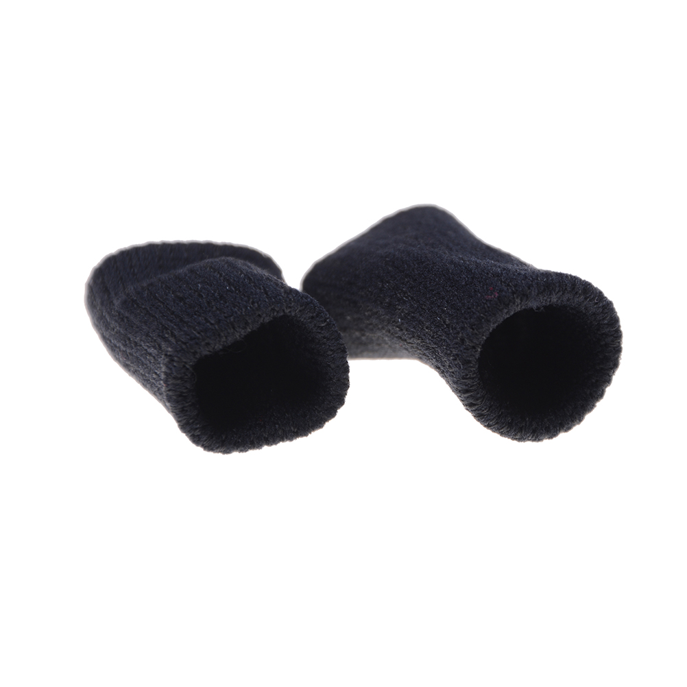 Stretchy Finger Protector Sleeve Arthritis Support Sports Aid x10 Basketball VolleyBall Elastic Sports Game