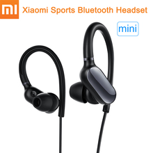 Original Xiaomi Mini Sports Bluetooth Headset IPX4 Waterproof Wireless Earphone With Microphone Stereo Music Headphones