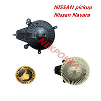 Automotive air conditioning blower for Nissan pickup Nissan Navara II 27226 JS60B 27226JS60B LHD