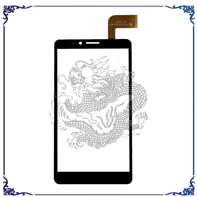 For <font><b>Ginzzu</b></font> <font><b>ST6040</b></font> St 6040 Touch Screen Touch Panel Digitizer Glass Sensor Replacement image