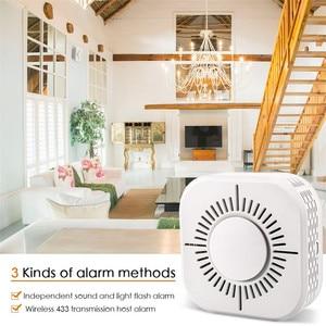 Image 5 - RF433 Smoke Detector Wireless Smoke Fire Alarm Sensor Security Protection Alarm for Home Automation