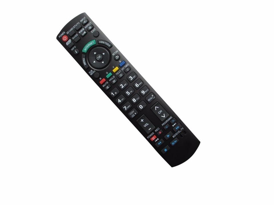 New Remote Control for TV PANASONIC TX-37LZD85F
