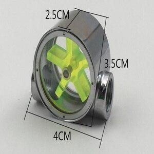 Image 1 - מחשב מים זרימת מד זרימת מד מים קירור זרימת מחוון מד