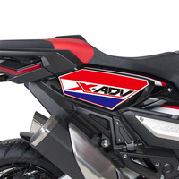 The latest style motorcycle sticker kit flank for the Honda X adv xadv 750 2017 2018
