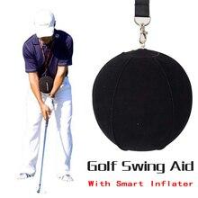 GOG гольф качели тренировочный мяч с Умной надувной помощи коррекции осанки тренировки для гольфистов дропшиппинг умный ударный мяч