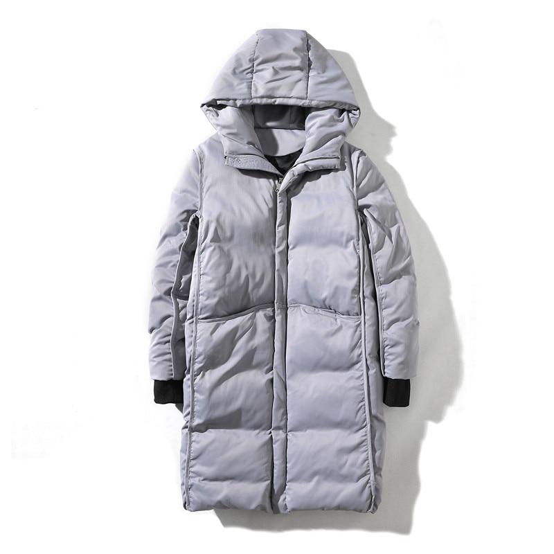 2017 New Arrival Winter Clothes Brand Parka Men's Jackets And Coats Winter Warm Winter Regular Formal Jackets Men