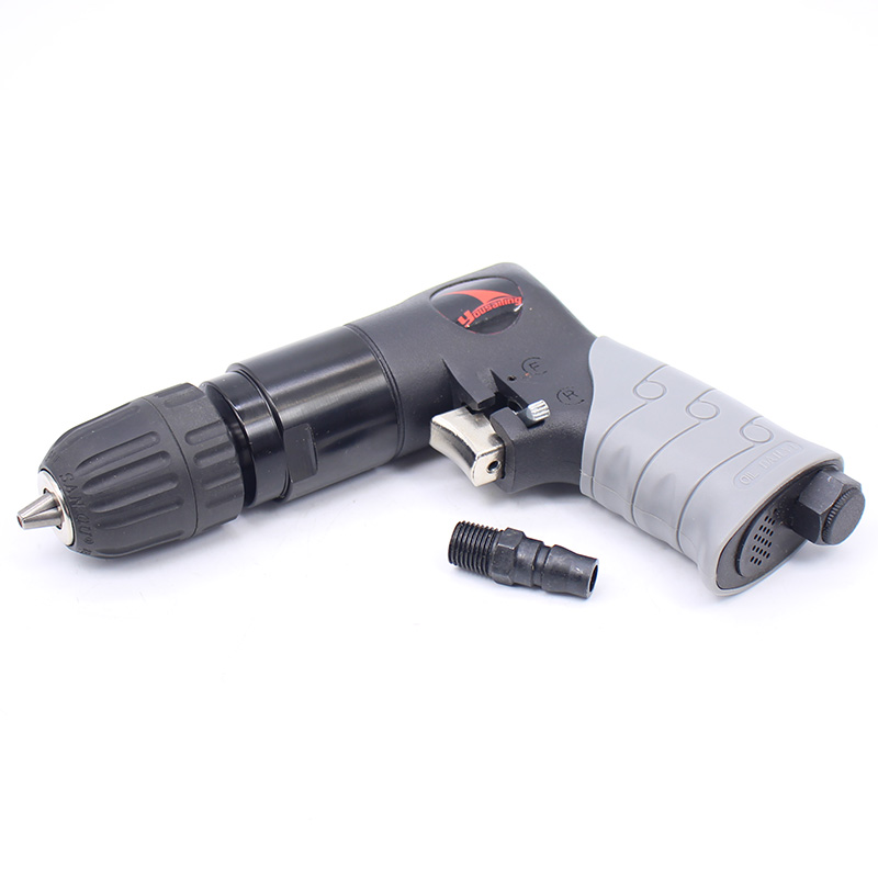 High Quality Pistol-type 3/8 Self-locking Reversible Pneumatic Drill Tool Air Impact Drill Tool 10MMHigh Quality Pistol-type 3/8 Self-locking Reversible Pneumatic Drill Tool Air Impact Drill Tool 10MM