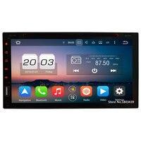 Восьмиядерный 4 ГБ Оперативная память 4 г Android 6,0 2Din Универсальный dvd плеер автомобиля радио для Nissan navara sentra Мурано qashqai Лавина versa tiida