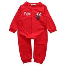 Newborn Infant Baby Boys Girls Jumpsuit Bodysuit Clothes Outfit Set