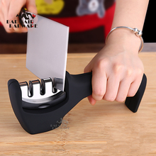 Professional Knife Sharpener Stainless Steel Ceramic Sharpening Stone Tungsten Diamond Kitchen Tool