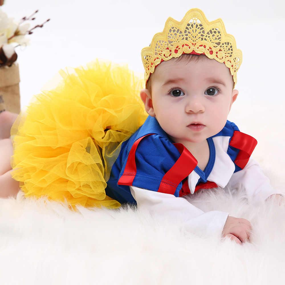 1c9c083cc MUQGEW bebé Niñas Ropa de punto arco tul princesa tutú vestido de ...