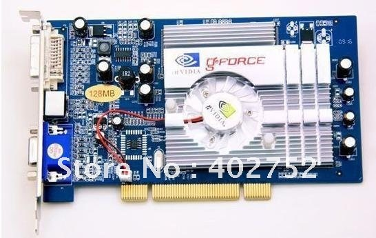 New Nvidia Geforce Fx5500 256m 128bit Ddr Pci Video Card With Dvi And S Video Ports Dual Graphics Card Card Modem Card Holidaycards Telephone Aliexpress