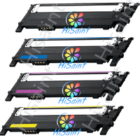Hisaint 2015 New Product Launch 4 Pack Color CLT K406S Toner For Samsung CLP 365W