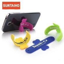 10 Cái/lốc Mini Cảm Ứng U Cảm Ứng 1 Ốp Đứng Ngón Tay Nhẫn Đa Năng Di Động Điện Thoại Cho Iphone 6 5 S 7 Samsung Máy Tính Bảng