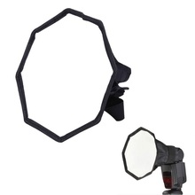 1PCS 20CM Octagon Softbox Foldable Soft Flash Light Diffuser Camera Photography
