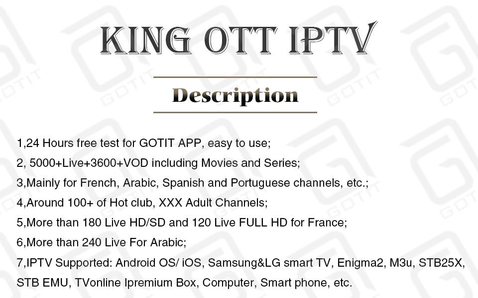 King OTT3