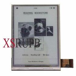 """6 """"ED060XC3 lcd dla Digma r658 ONYX BOOX C67SM Bering 2 E book czytnik ebooków wymiana wyświetlacza lcd w Ekrany LCD i panele do tabletów od Komputer i biuro na"""