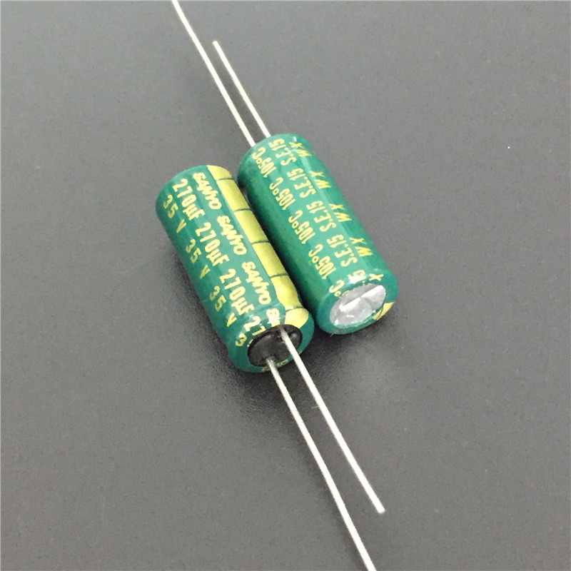 //-20/% 105/°C 100PCS Aluminum Electrolytic Capacitor 2.2uF 50V 5X11 40/°C to