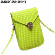 new small corssbody bags for women 2018 mini women messenger bags female money phone flap shoulder bags purses and handbags(China)
