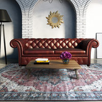 Moroccan Vintage Carpet Home Bedroom Rug Sofa Coffee Table Floor Rug Soft Study Room Mat Classic Carpets For Living Room