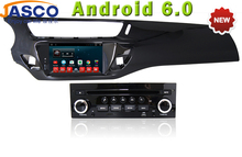 7″HD Android Car DVD Player GPS Glonass Navigation Multimedia for Citroen C3 DS3 2013-2016 Auto BT RDS Radio Audio Video Stereo