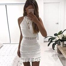 ab6007980245d Popular Bohemian White Lace Dress-Buy Cheap Bohemian White Lace ...