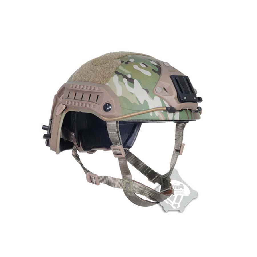 FMA Maritime Multicam Tactical Military Protective Helmet for airsoft paintball high quality outdoor airframe style helmet airsoft paintball protective abs lightweight with nvg mount tactical military helmet