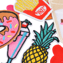 Mixed Iron On Patches For Clothing