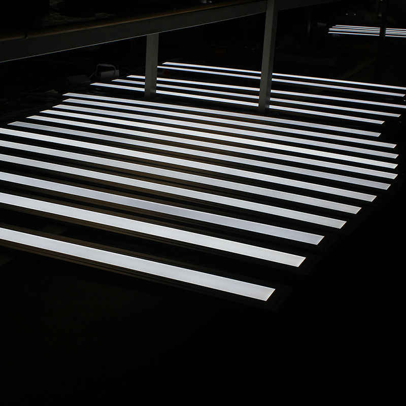 1200*150mm 24 W luz do painel de LED SMD2835 Escola/Hospital/Super mercado/Oficina/Escritório/Home/iluminação da sala de reuniões Do Hotel Branco