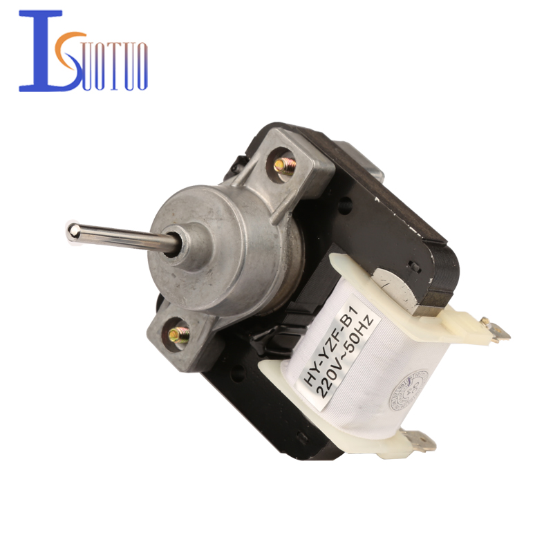 все цены на HY-YZF-B1 Refrigerator Fan Motor wanbao New Freezer Fan Motor Radiator Fan 220V 50Hz