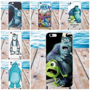 Monsters Sulley University For Apple IPhone 4 4S 5 5C SE 6 S 7 8 Plus X Galaxy