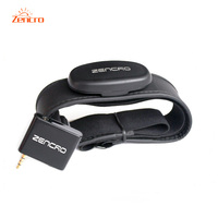 ZENCRO 5 3khz No Bluetooth4 0 High Quality Leather Belt Wireless Sensor Transmitter Heart Rate Monitor