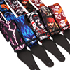 Special Folk Guitar Straps Personality Bass Straps Electric Guitar Straps Wood Guitar Straps Guitar Accessories