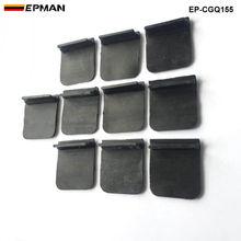 10 шт./пакет всплеск резиновая шторка для перегородки пластины& тупик отстойников РКМ Материал EP-CGQ155