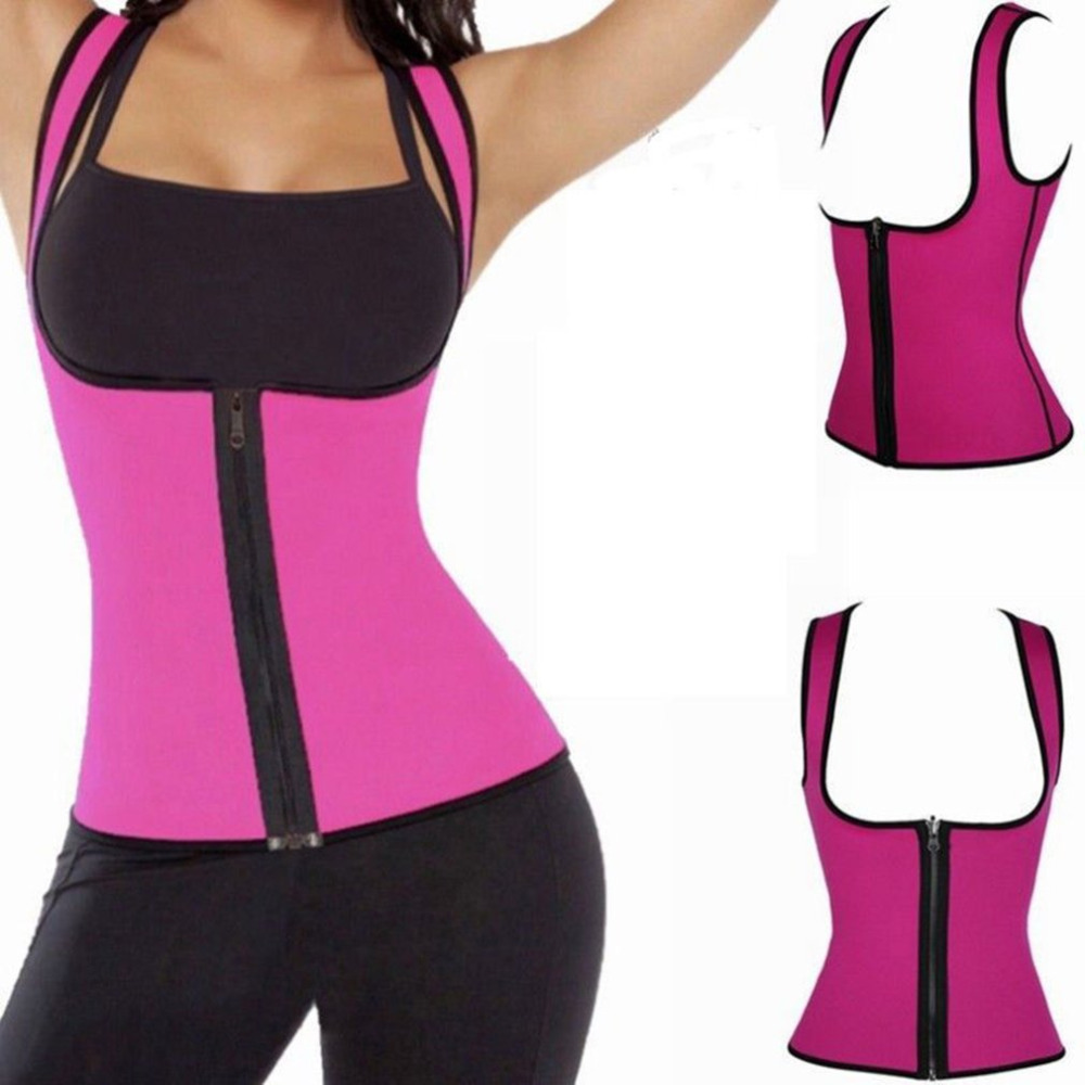Women's Clothing Precise Women Fitness Corset Waist Trainer Cincher Body Shaper Slimming Vest Underbust