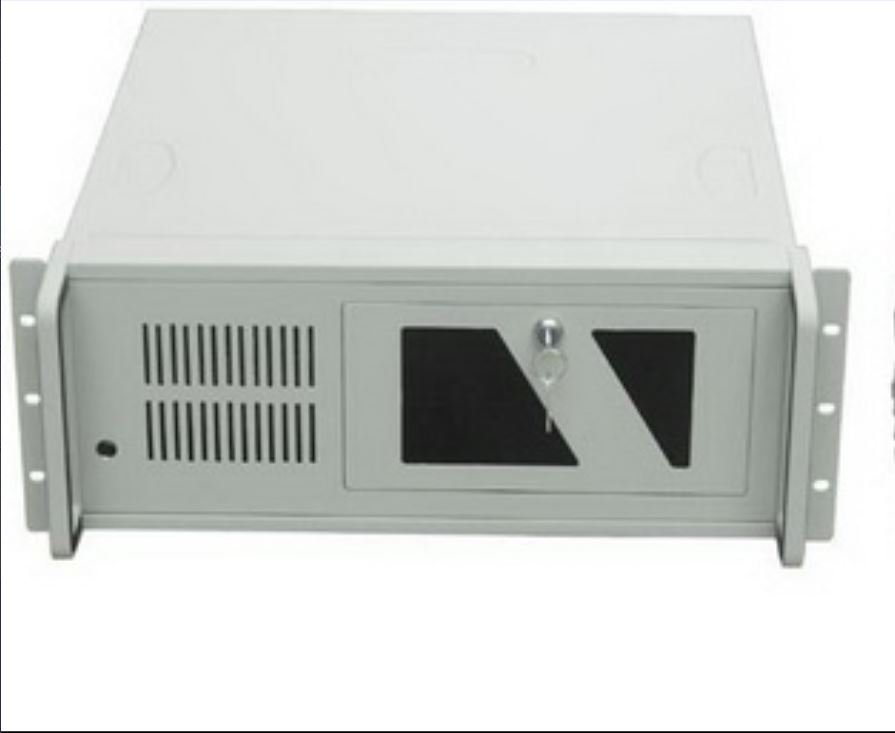4U610P  industrial  computer case high quality 7 groove or 14 groove 4u server Chassis