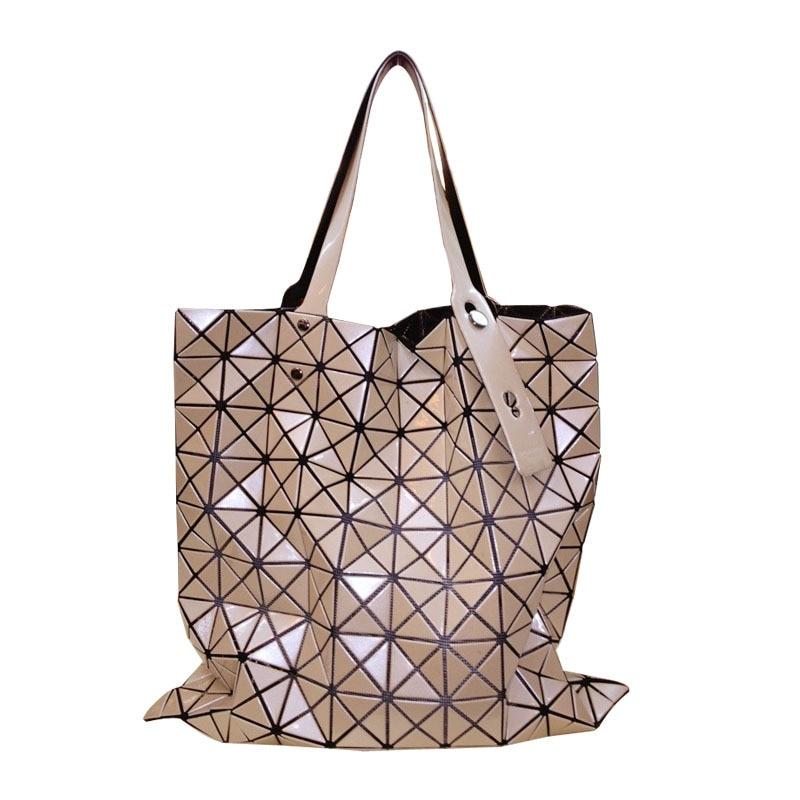 e50b0ee4420d Hong Kong purchasing new Issey Miyake Issey Miyake bag folded geometric  Quilted handbags 10X10 on Aliexpress.com