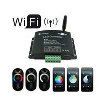 1X Nova versão WiFi controlador RGB LED frete grátis wifi rgb led controller rgb led controller led controller -