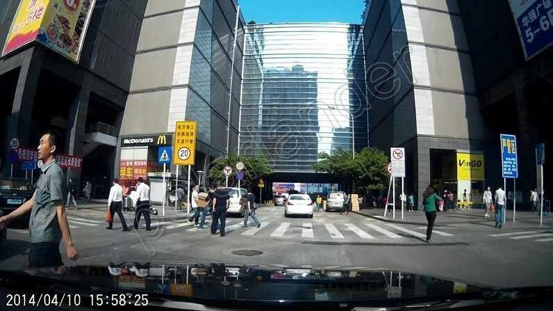 ホット販売170度広角車のビデオレコーダーミニ車dvr 1.5インチ画面gセンサーナイトビジョンビデオカメラ