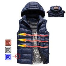 heated vest heating usb