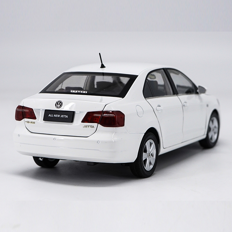 1 18 All New Jetta Alloy Diecast Car Model For Adult Birthday Gifts