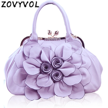 ZOVYVOL Women Hot Sale Fashion Leather Handbag Female Shoulder Bags Lady Luxury Shopping Tote Top-handle Bag  2019