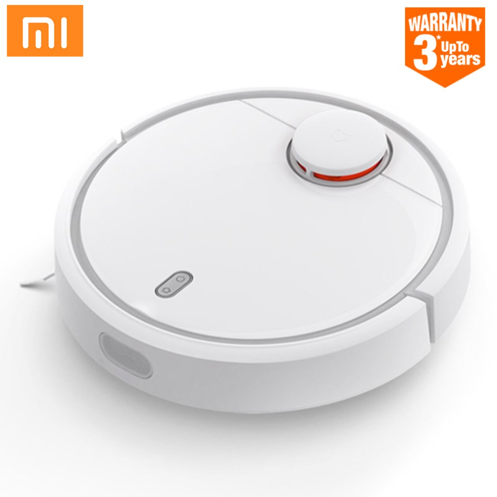 Xiaomi Mi 5200mA 420ML Robot Vacuum Cleaner Robot For Home Automatic Sweeping Dust Sterilize Mobile WIFI