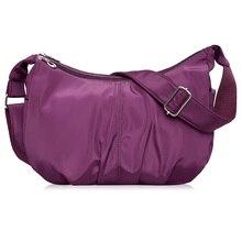2016 New Nylon Women Shoulder Bags Hobos Designer Handbags For Women Tote Kipled Style Ladies Messenger Bags Bolso