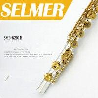Западный концерт Флейта посеребренные 16 отверстий C Ключ Мельхиор музыкальный инструмент с Тематические товары про рептилий и земноводных