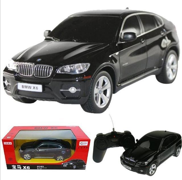 Juguetes clásicos! 1:24 del coche de RC, 4 Canales de control remoto juguetes, juguetes educativos para niños, envío gratis