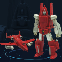 G1 Transformation Powerglide AOD Glider KO DX9 Masterpiece Richthofen Glider Mode Action Figure Robot Toys