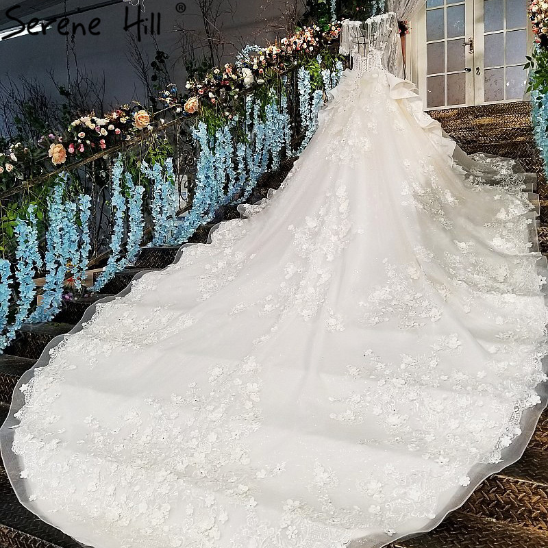 Rüschen Spitze Blumen Sexy High end Brautkleider Luxus Mode ...