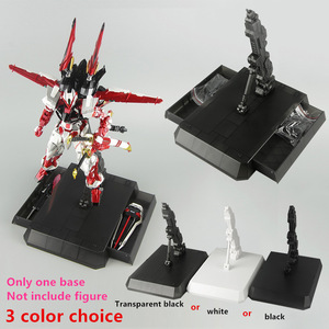 Image 1 - OrcheStron modell Lagerung Basis für Bandai MB MG 1/100 RG HG 1/144 EXIA rahmen Einhorn Gundam DO001