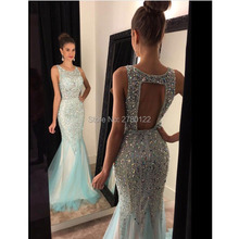 Cianlsria luxury long evening dresses 2019 party dress